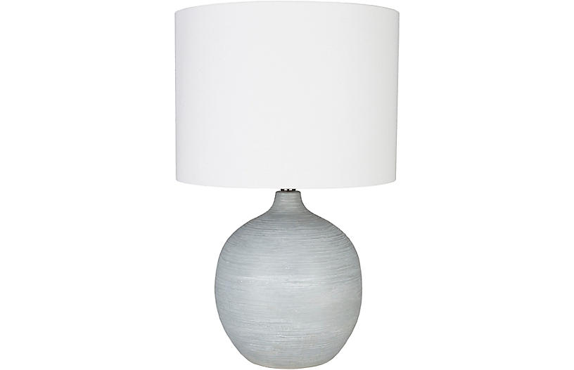 Clayton Table Lamp Pale Blue In 2021 Lamp Red Floor Lamp Table Lamp