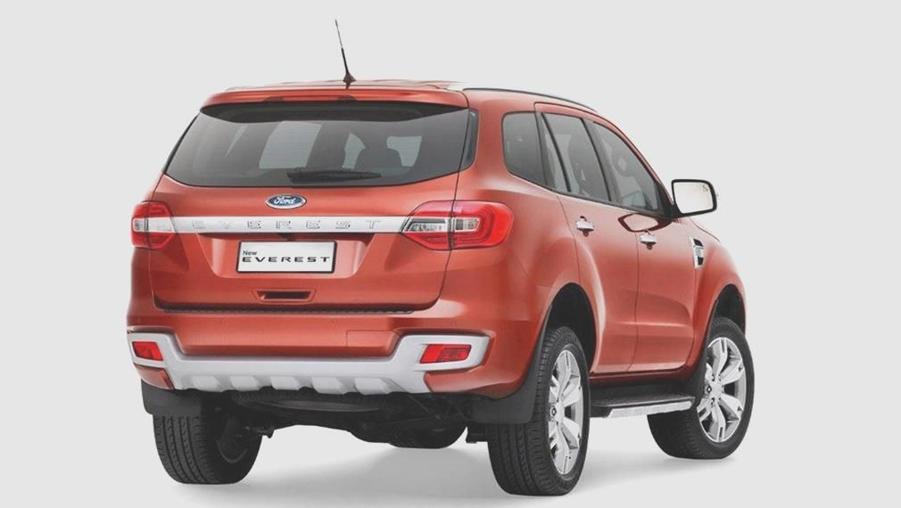 2015 Ford Everest Specs And Price