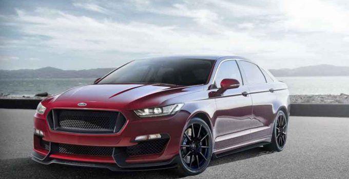 2020 Ford Taurus Concept Price Specs Release Date Rumor Auto