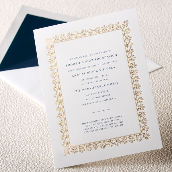 Etiquette a perfectly proper invitation for every soiree style via bridal showers etiquette a perfectly proper invitation filmwisefo Images