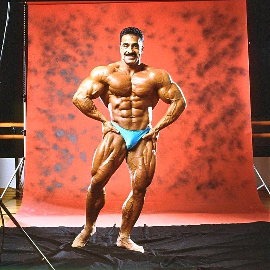 Iron Gym Lisburn Instagram: Mr Olympia, Bodybuilding