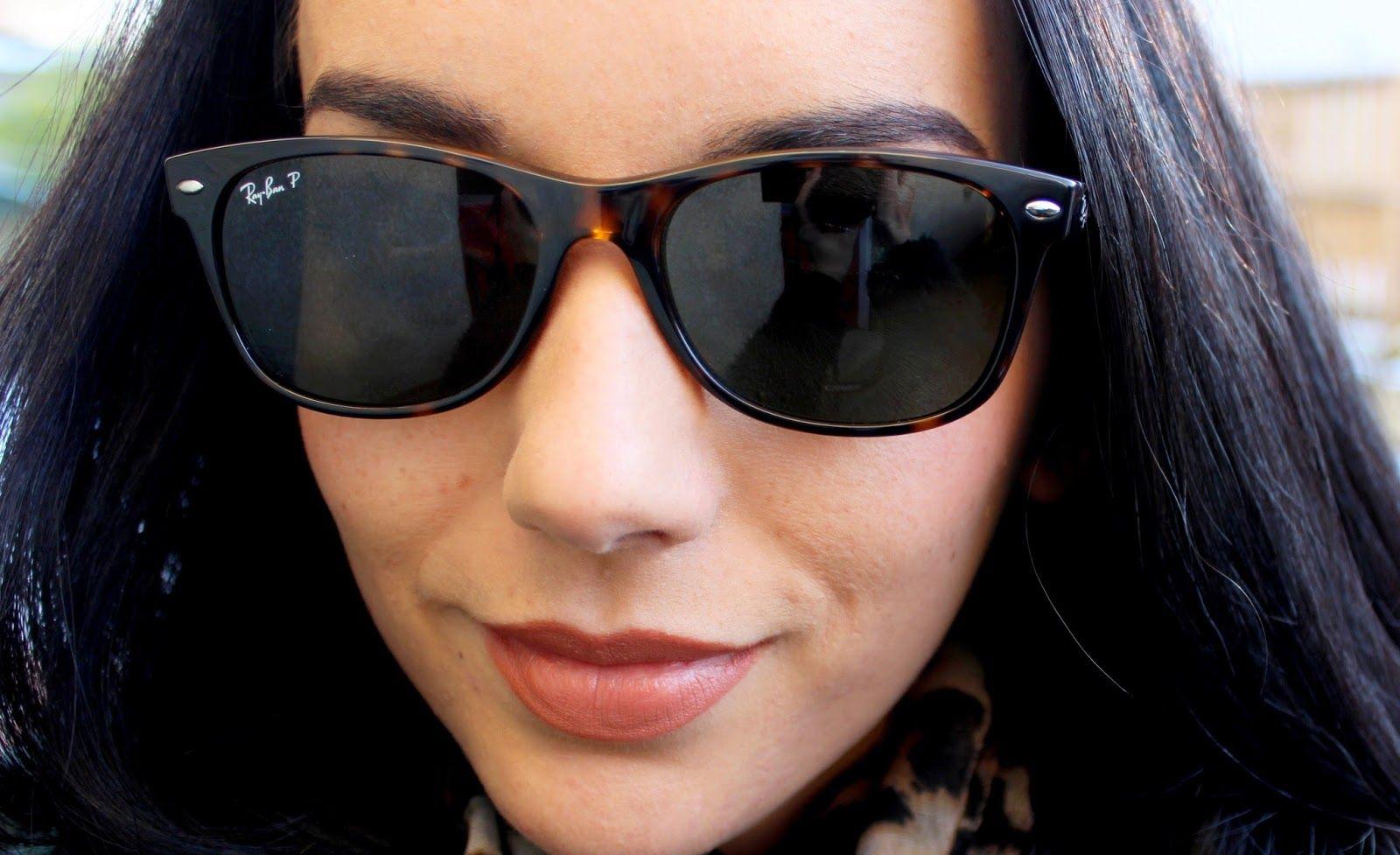 ray ban new wayfarer sunglasses dark tortoise
