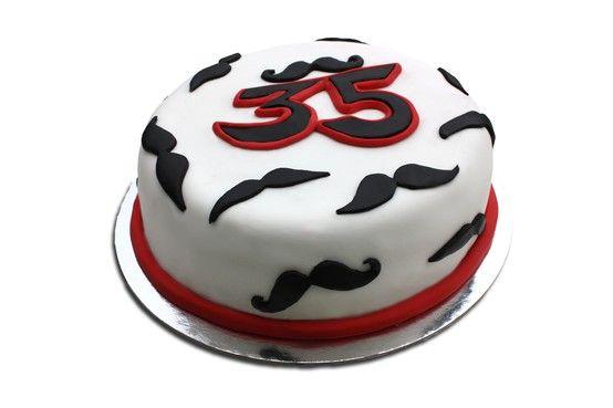 Mostacho, Una tarta para elegir con cual te sienta mejor!