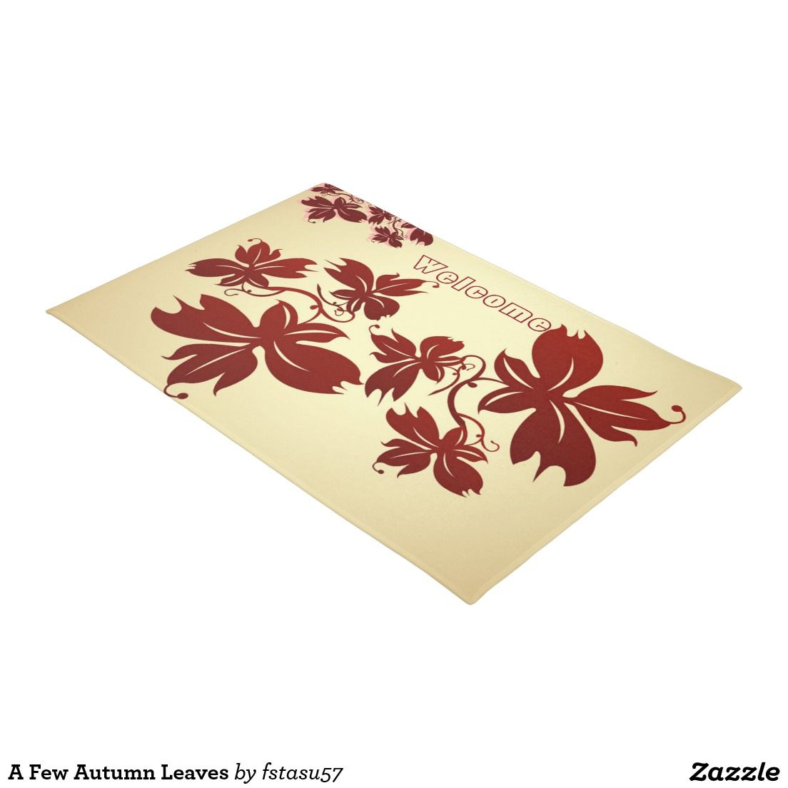 A few autumn leaves doormat doormat and leaves a few autumn leaves doormat kristyandbryce Images