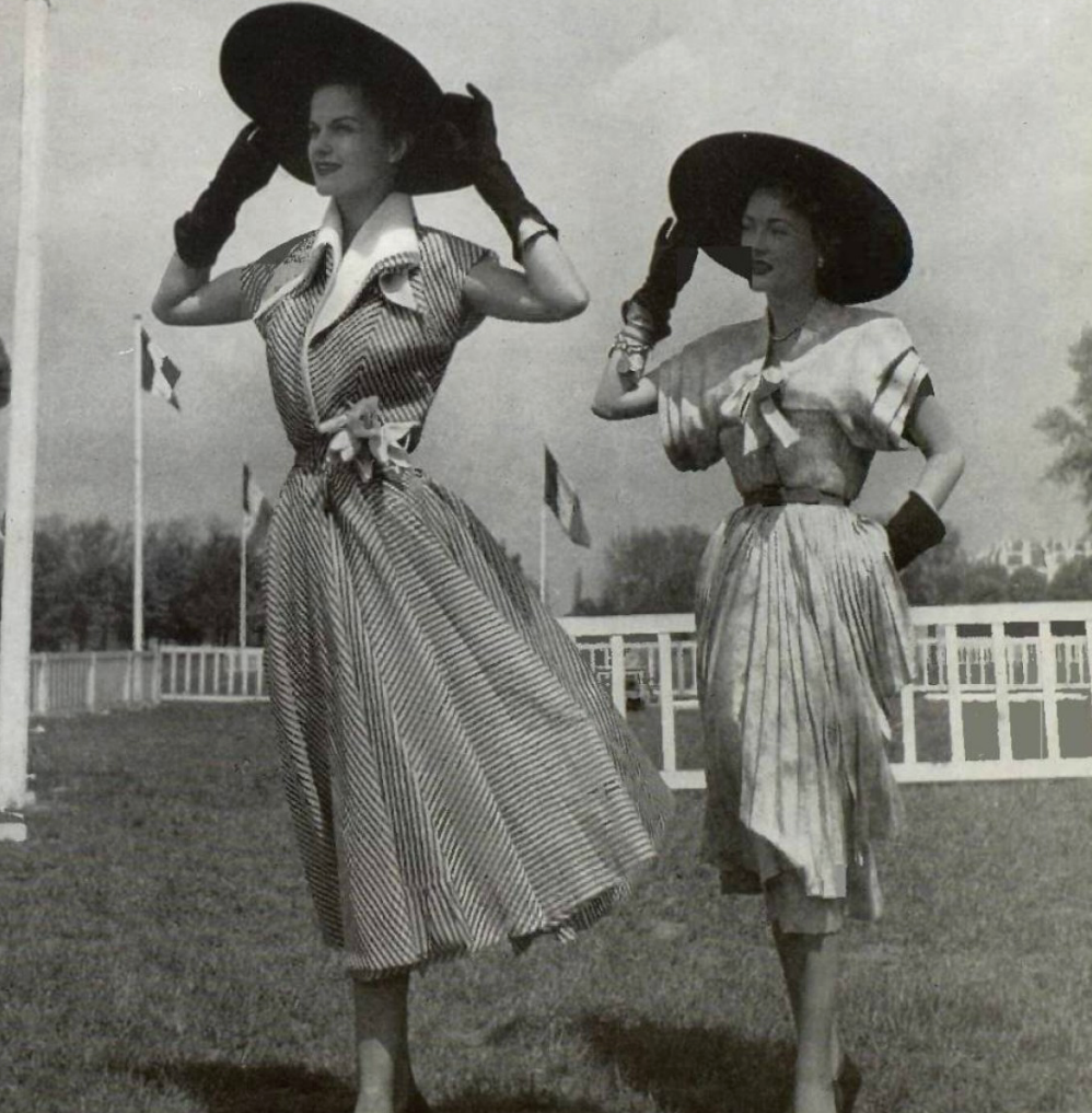 1950 Dresses  Jacques  Griffe , Nina Ricci