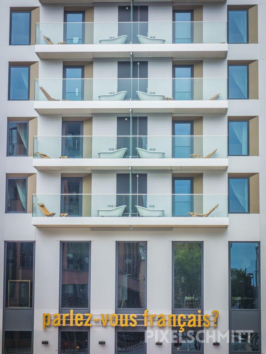 Das neue 25hours Hotel in Düsseldorf und Tipps in der Nähe