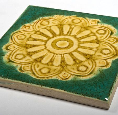 Handmade Decorative Tiles Delectable Handmade Decorative Tile  Arabesquedeka Ceramic Tiles Design Ideas