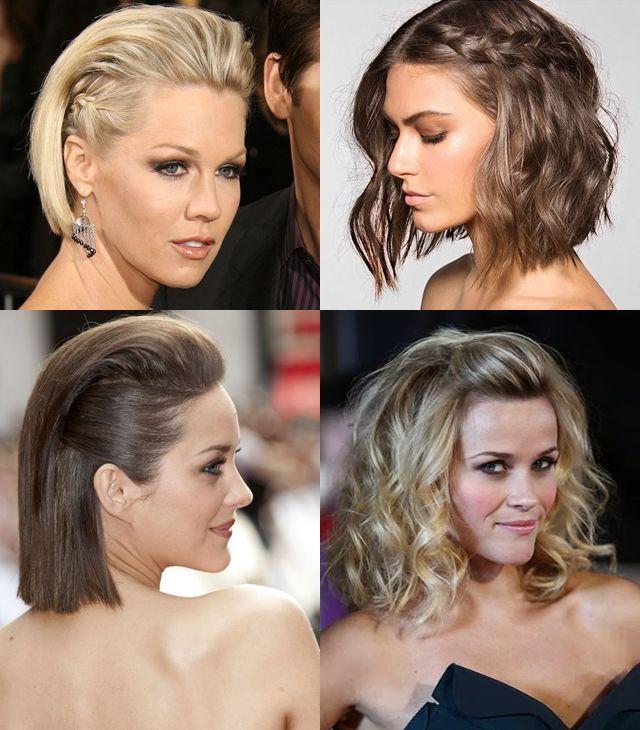 Penteado Cabelo Curto Hair Ideas Em 2019 Penteado