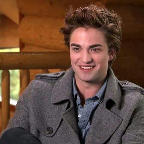 On the set of Twilight 2008.