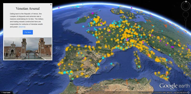 Google Earth cumple 10 años y presenta Voyager - http://webadictos.com/2015/06/29/google-earth-cumple-10-voyager/?utm_source=PN&utm_medium=Pinterest&utm_campaign=PN%2Bposts