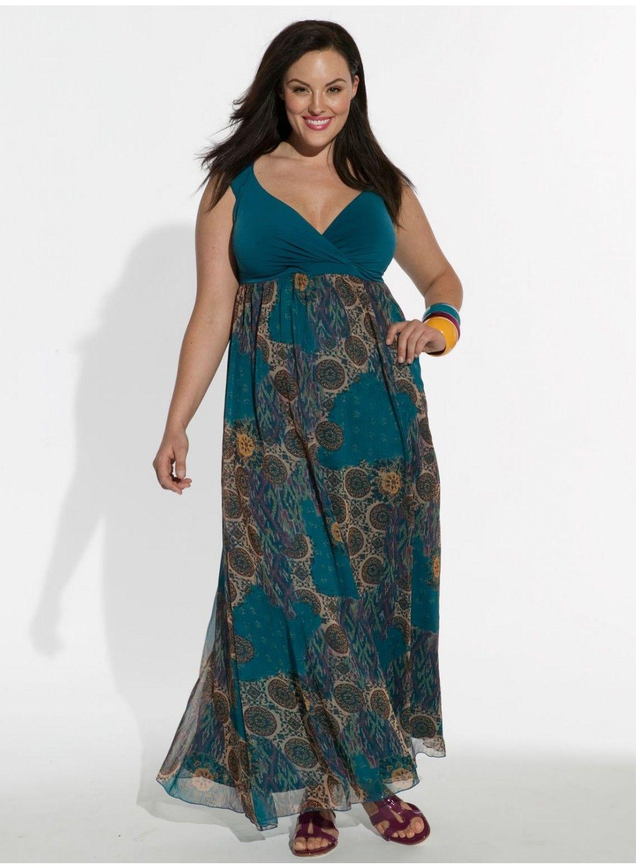 Plus Size Maxi Dresses | SEXY DESIGNER PLUS SIZE CLOTHING | Vintage ...
