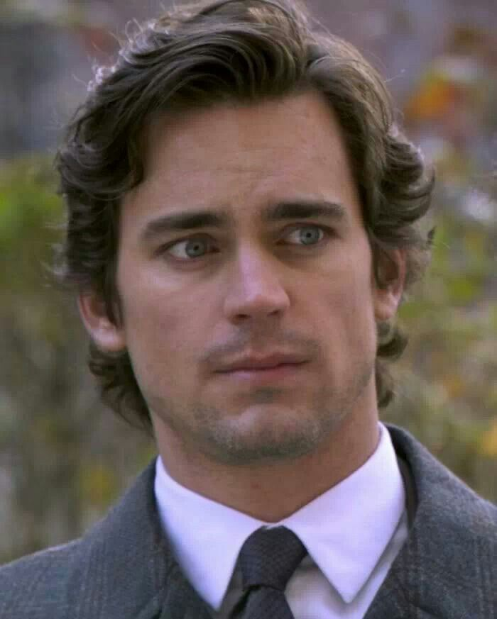 Love His Longer Hair Just Want To Hug Him Here X Matt Bomer White Collar Boys Haircuts Mens Hairstyles