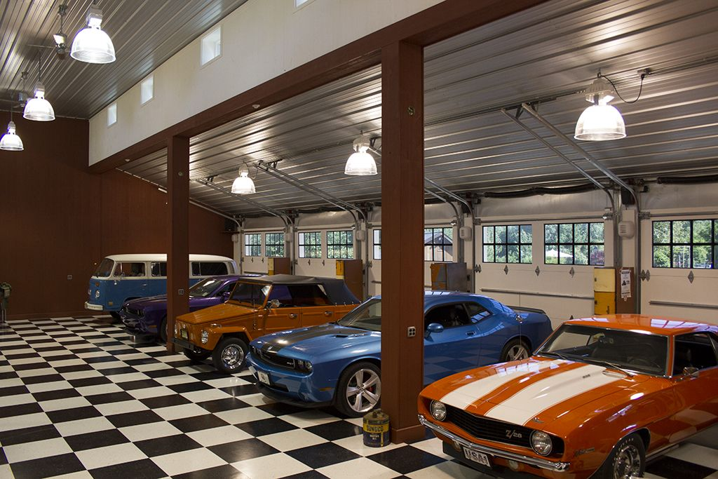 Betere Morton Buildings hobby garage. | Cool garages and Barns | Morton QZ-58