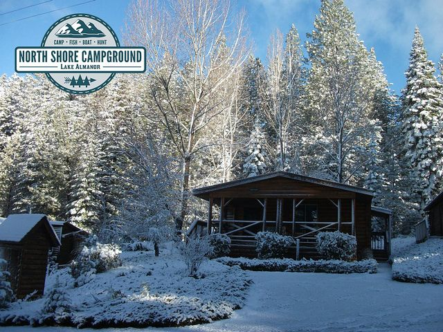Northern-California-Cabin-Rentals-Winter-Camp-Sites-North ...