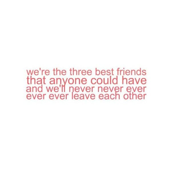Three Best Friends Hangover Quote Use Liked On Polyvore