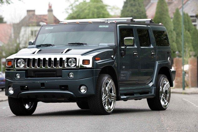 Hummer Goes Green The Mini Version Of Infamous Gas Guzzling 4x4