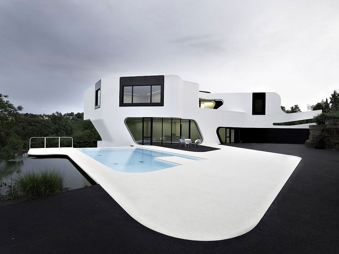 Dupli Casa by J. Mayer H. [1100x824] - Cool Houses Pictures And ...