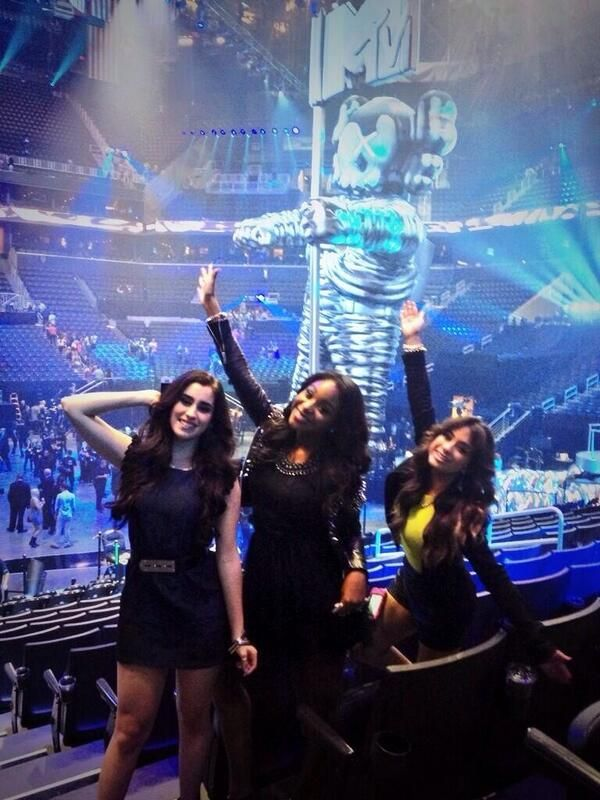 Lauren, Normani and Ally