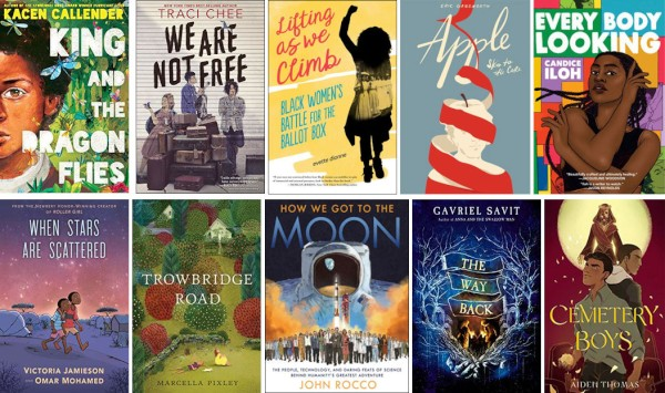 2020 NBA Longlist for Young People's Literature Announced
