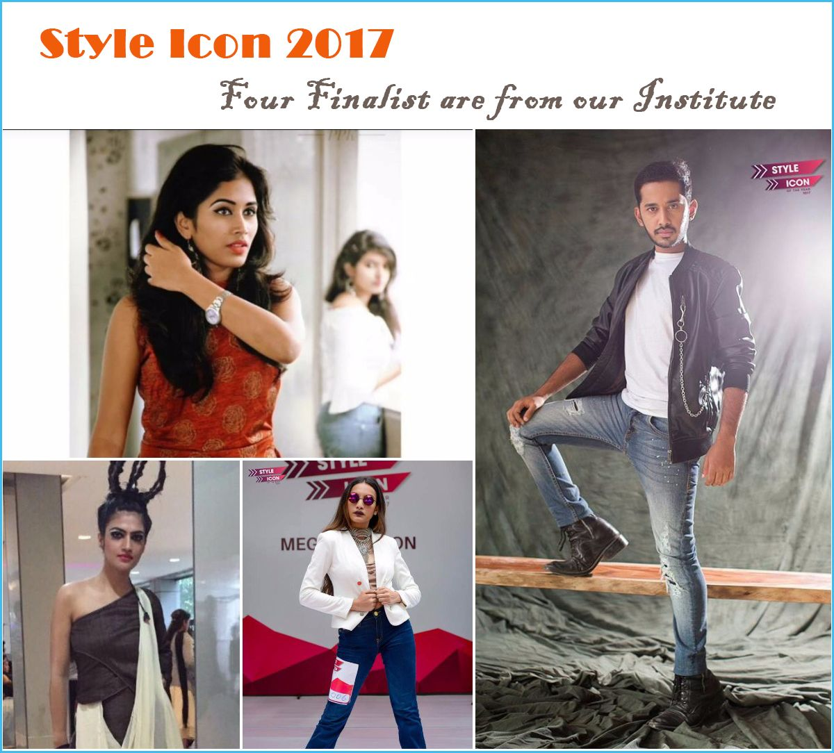 Style Icon 2017 At Vogue Institute Of Fashion Technology Doddballapur Campus On September 8th 2017 Byram Holdings Cond Technology Fashion Style Icon Fashion