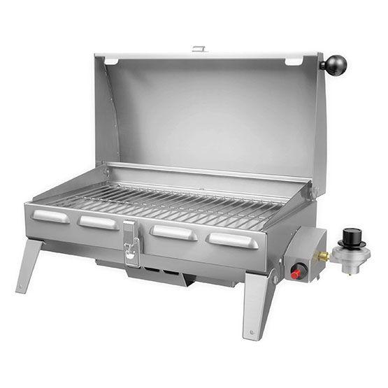 BTU) Portable Liquid Propane Gas Grill