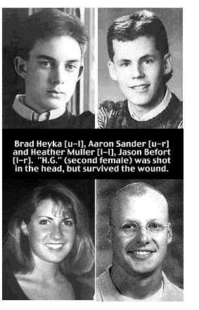 Victims of The Wichita Massacr...