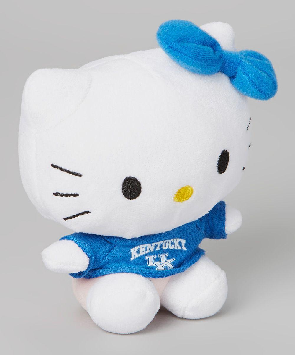 Kentucky Wildcas Hello Kitty Plush Toy