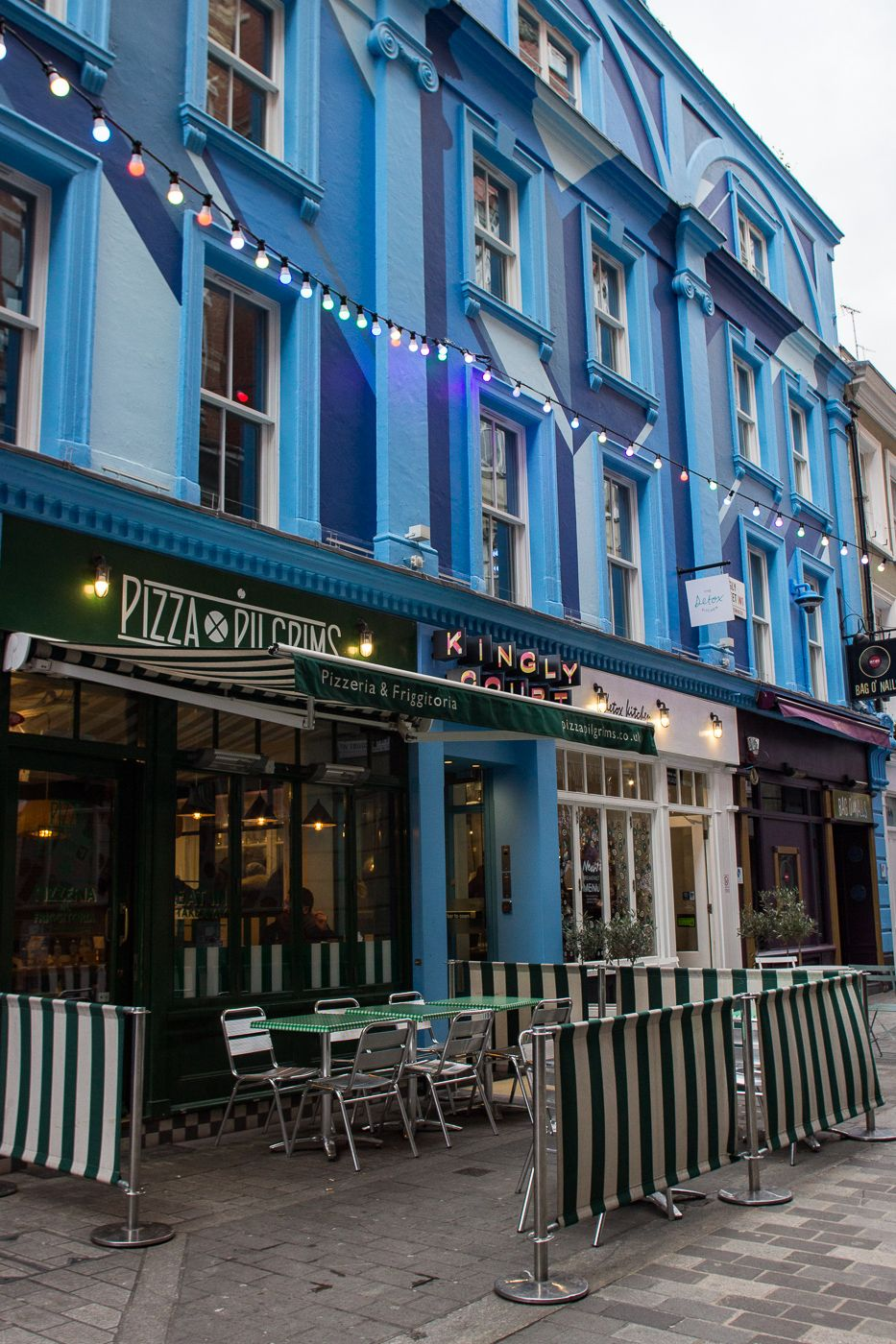 Eating Out In London The Best Restaurants In Kingly Street
