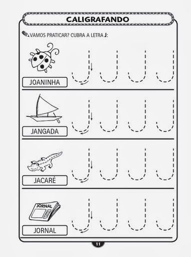É claro só o E D U C A R X trás atividades coordenação motora ...