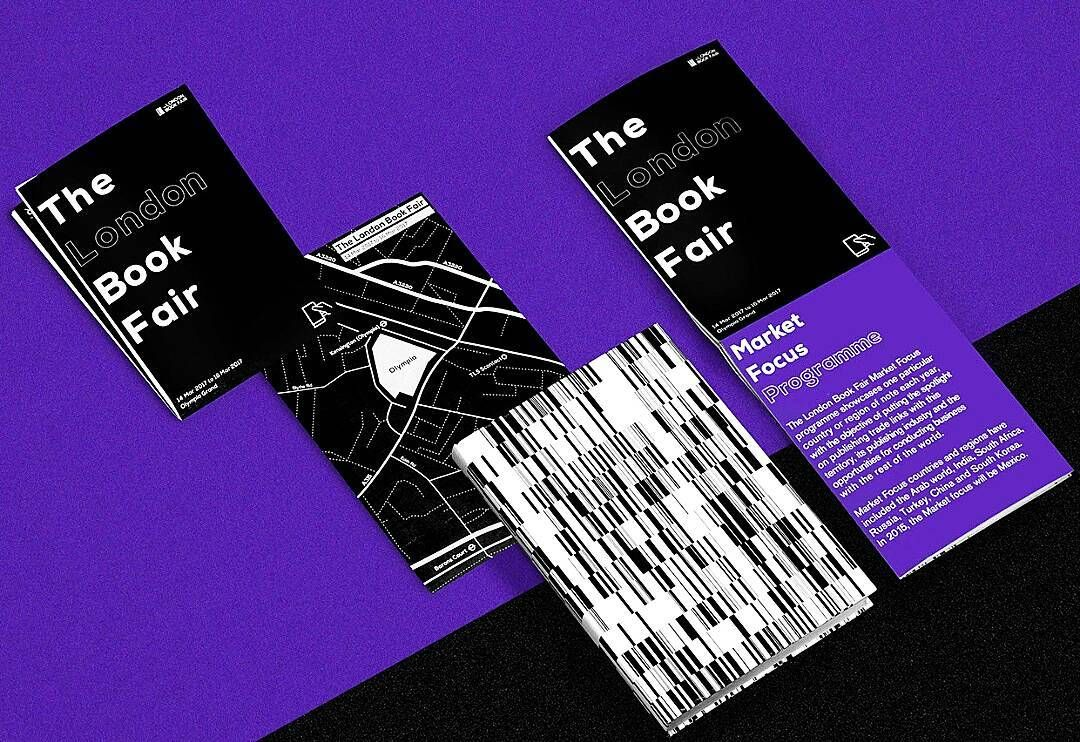 New work on behance check it link in bio the london book fair link in bio the london book fair branding design branding brandingdesign design graphic graphicdesign violet pattern map editorial editorialdesign gumiabroncs Images