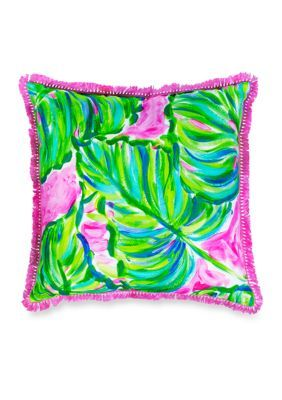 Lilly Pulitzer Large Pillow Outdoor Decorative Pillows Pillows Large Pillows