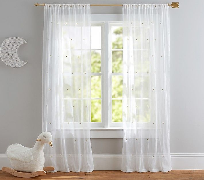 I Want Everything In This Collection Nursery Window Treatments