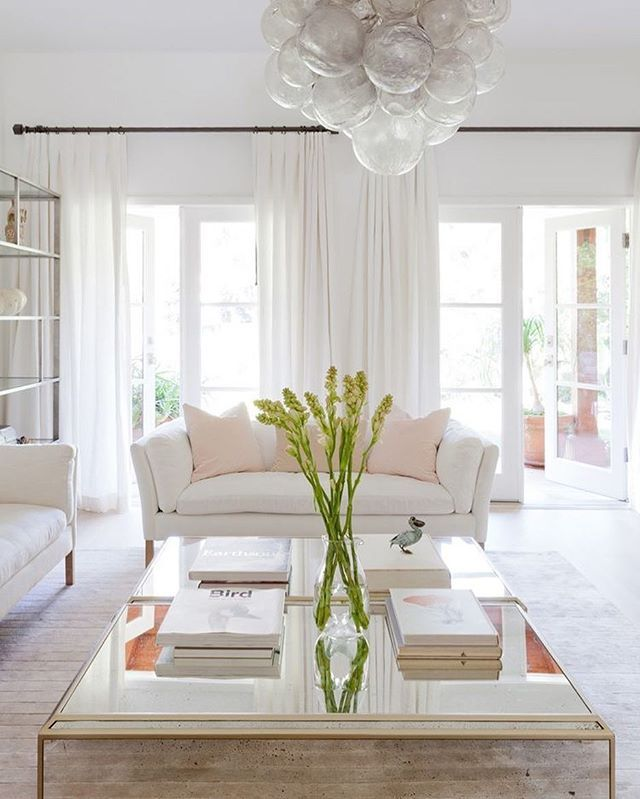 Soft for a Monday morning. Design by Lucie Ayers