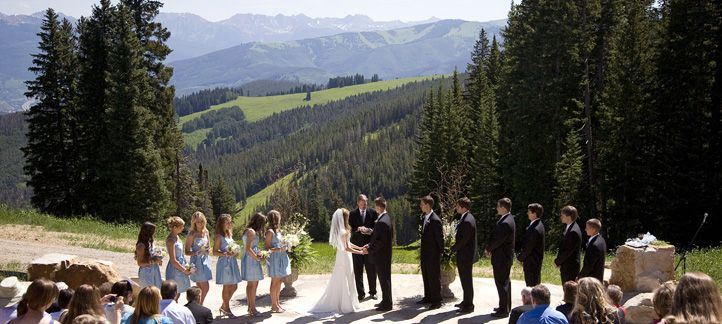 Wedding Deck Beaver Creek We Were There You Ll Never See Us Pinterest Weddings And