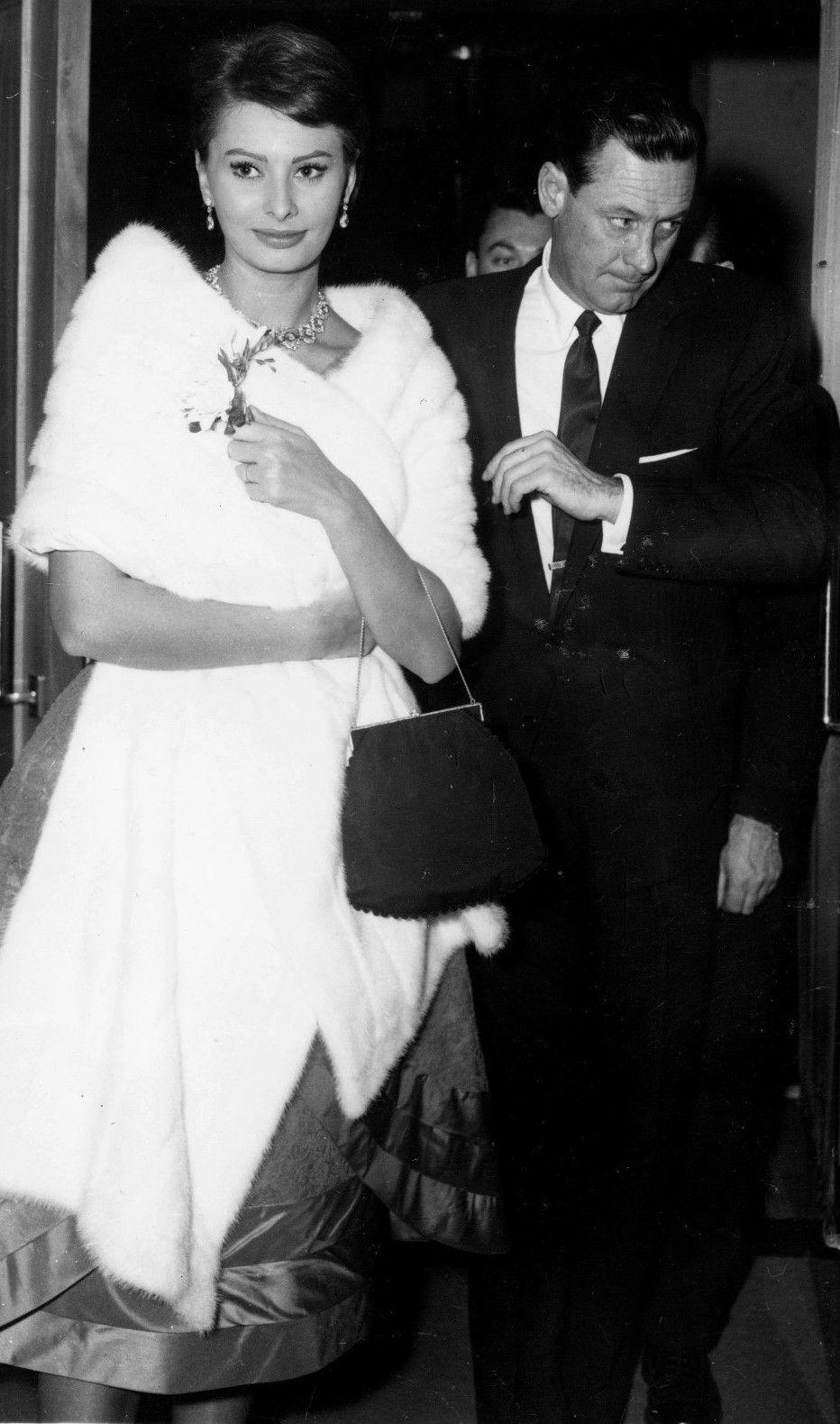 William Holden and Sophia Loren Sophia loren, Sofia