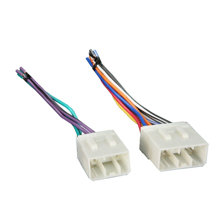 Mobilistics Wire Harness Fits Pioneer Avh271bt Avh280bt Sony Xav 601bt Wiring Metra 70 7901 Radio For Mazda 90 01power 4 Speaker