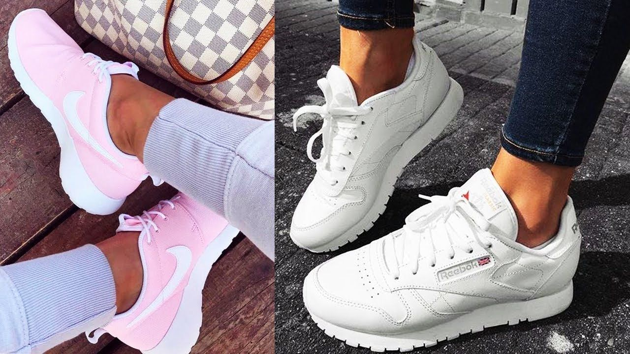the latest 90e3e 1b16d Zapatillas de Moda 2019 - Adidas, Gucci   Nike. Tenis 2019 para Mujer