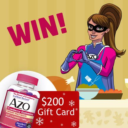 Carte American Express En Ligne.Enter My Azo Gives Thanks Sweepstakes Sweepstakes