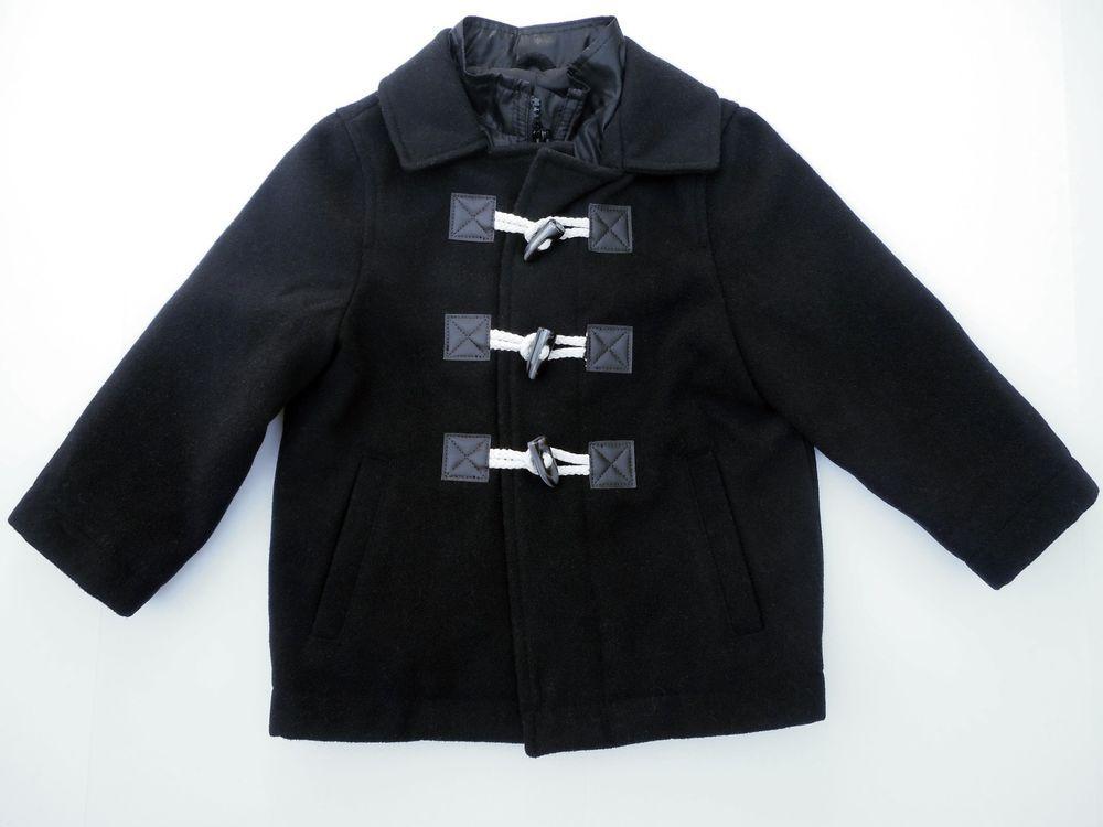 4e4be3a6fe66 Cherokee Toddler Boys  Black Toggle Jacket 2T - EUC!  Cherokee  Target   Jacket  Dressy  Everyday  Holiday  Toggle  Coat  Boys   2T  Black