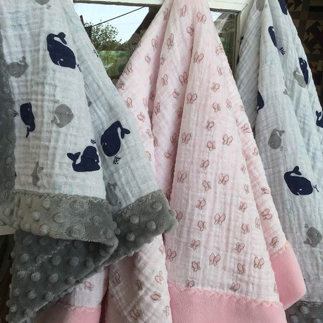 Whales And Butterflies For Babies! Shop Samples- Self