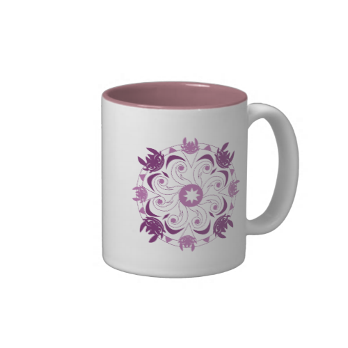 Toothless Purple Icon Mugs