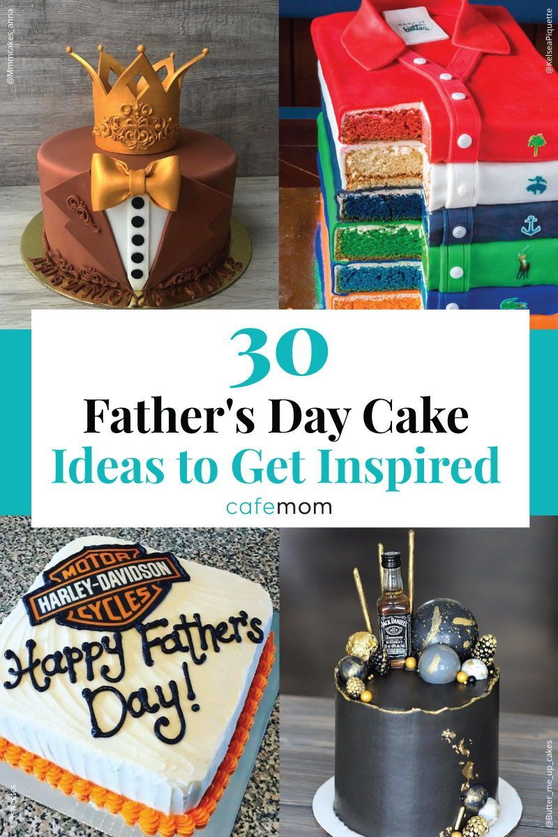 30 Father S Day Cake Ideas To Get Inspired In 2020 Fathers Day