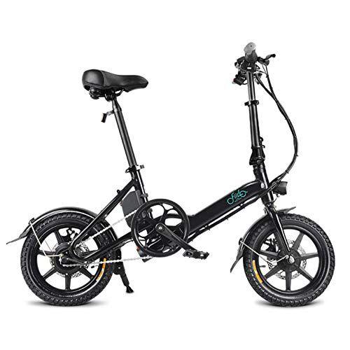 Pin en Bicicletas Eléctricas Plegables