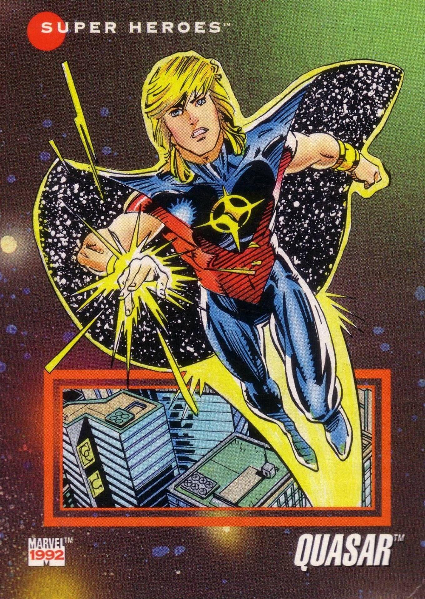 Quasar Marvel