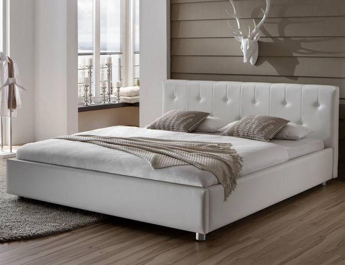 von dico polsterbett 180 wei country cottage pinterest schlafzimmer bett und. Black Bedroom Furniture Sets. Home Design Ideas