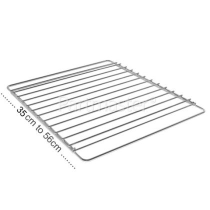 britannia si 10t6 ss adjustable oven shelf 390mm to 560mm wide x rh pinterest com au how to fix adjustable oven shelves