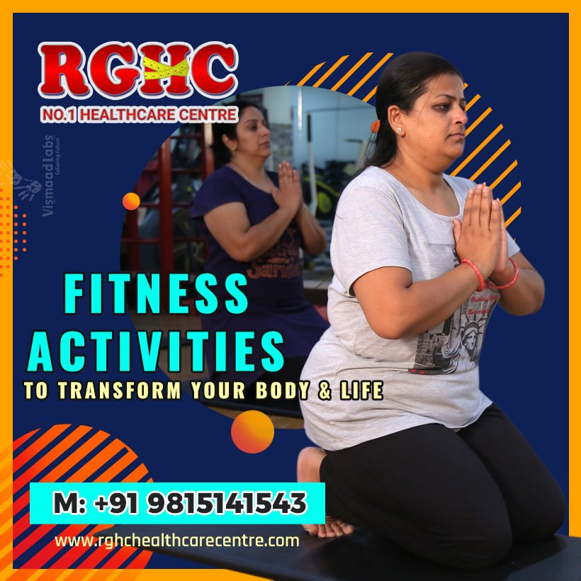Fitness Activities At Rghc Fitness Activities Fitness Body Fun Workouts