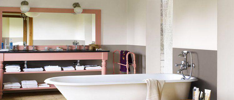 26 couleurs peinture salle de bain pleines du0027idées