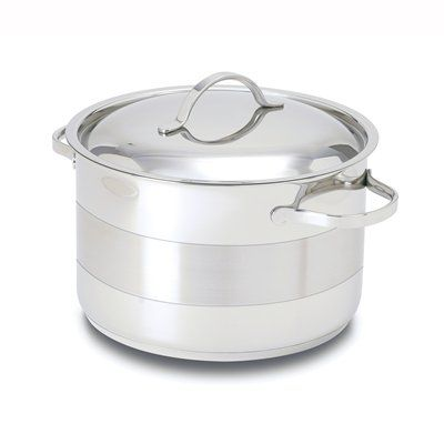 Cuisinox POTC26 Gourmet® 8.5 Quart Covered Dutch Oven