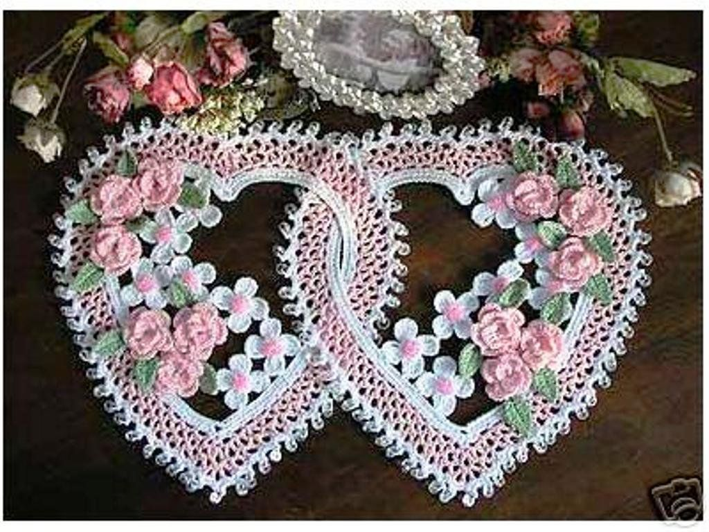 Very pretty... need to find this pattern | Awesome Crochet ...